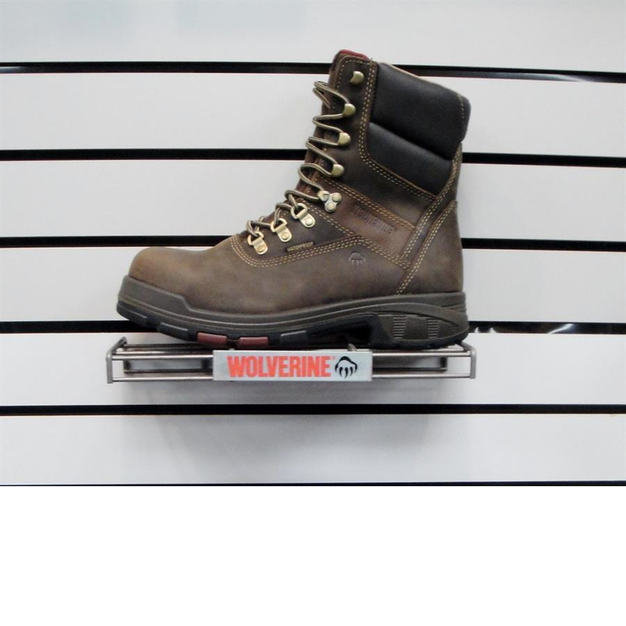 "Wolverine 10316 8"" Safety Toe boot"