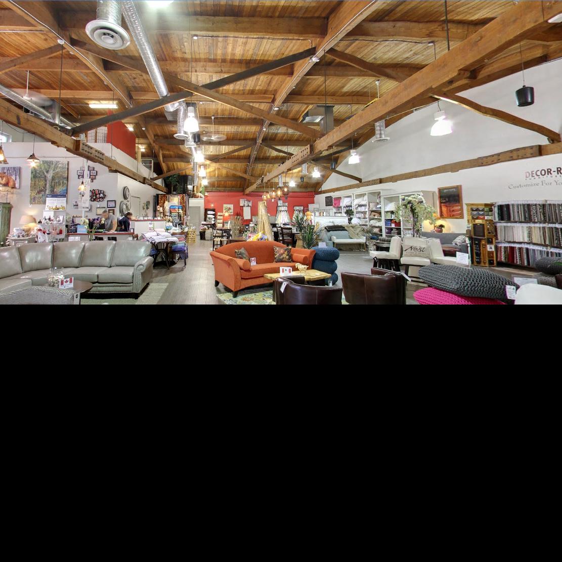 Kootenai Moon Furniture Tour the store in Nelson BC