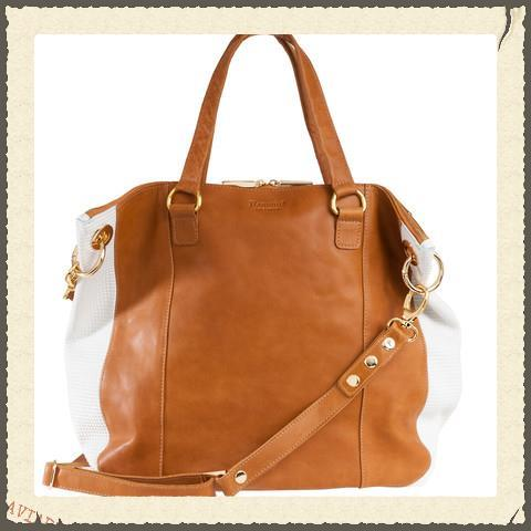 Hammit Daniel Leather Handbag, found at Roberta Weissburg Leathers