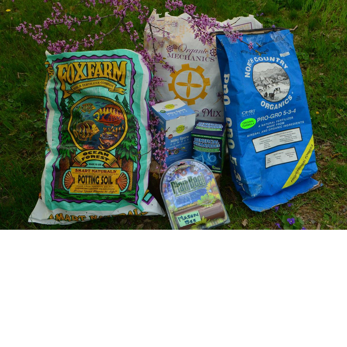 potting soil organic fertilizer Pharo Garden Centre Bethlehem pa