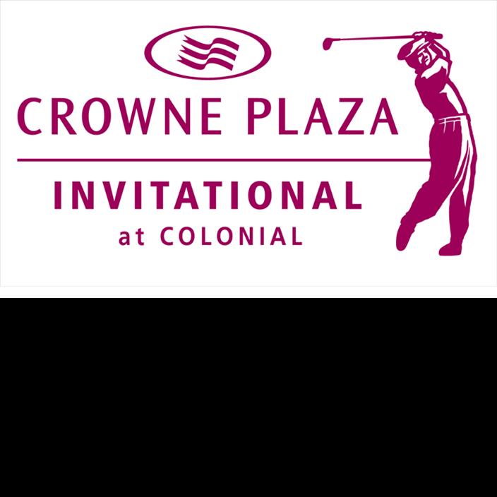 Crowne Plaza Invitational at Colonial tour logo PGA