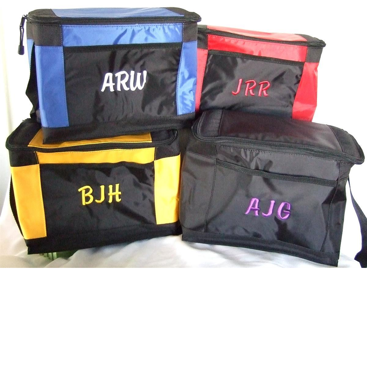 Personalized 12 pack cooler