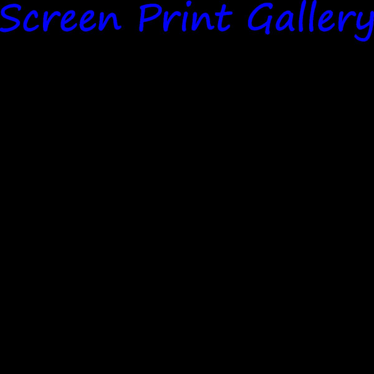 screen print gallery