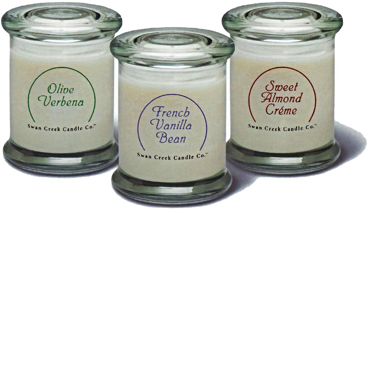 Swan Creek Clean & Contemporary Candles