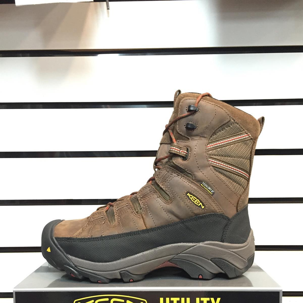 "Keen 1013256 8"" Insulated Steel Toe"