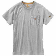 Carhartt  Short Sleeved Force 100410
