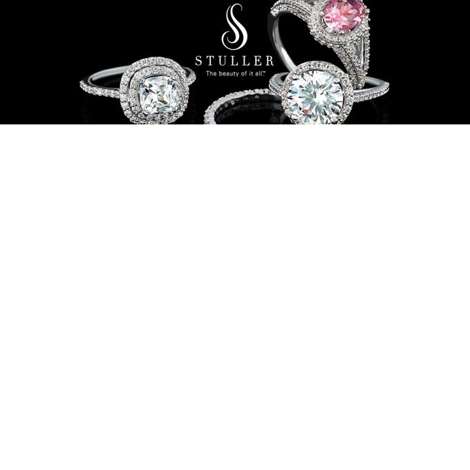 Stuller Rings Diamonds Pink