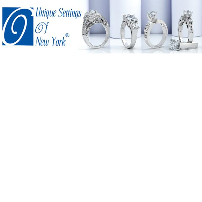 Unique Settings Engagment Fancy Diamond