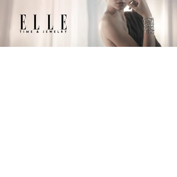 Elle Fashion Jewelry Silver