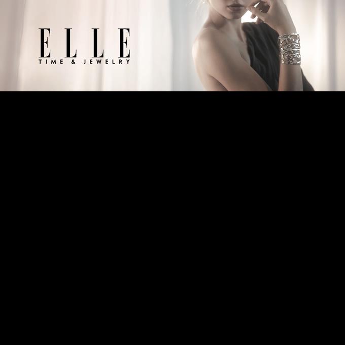 Elle Fashion Jewelry Silver