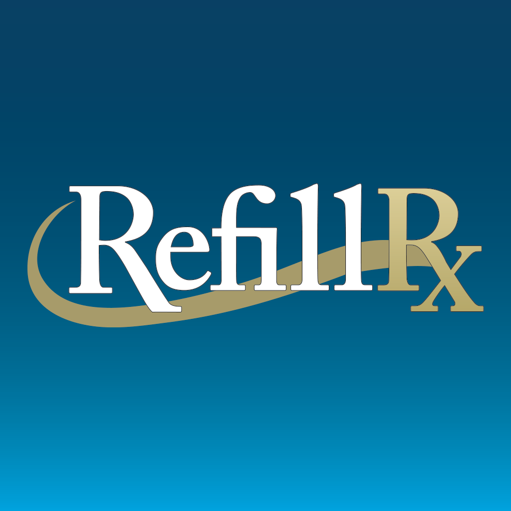 RefillRX logo