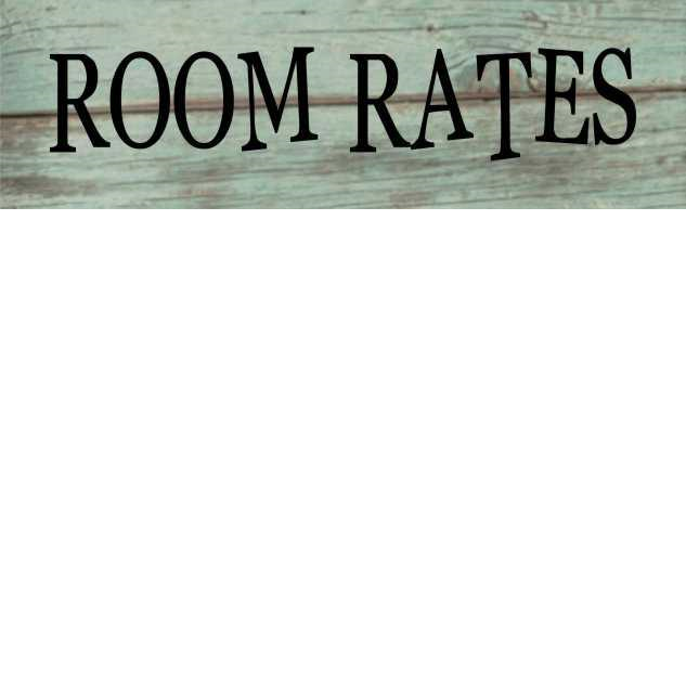 Room Rates for Inspiration Station Retreat
