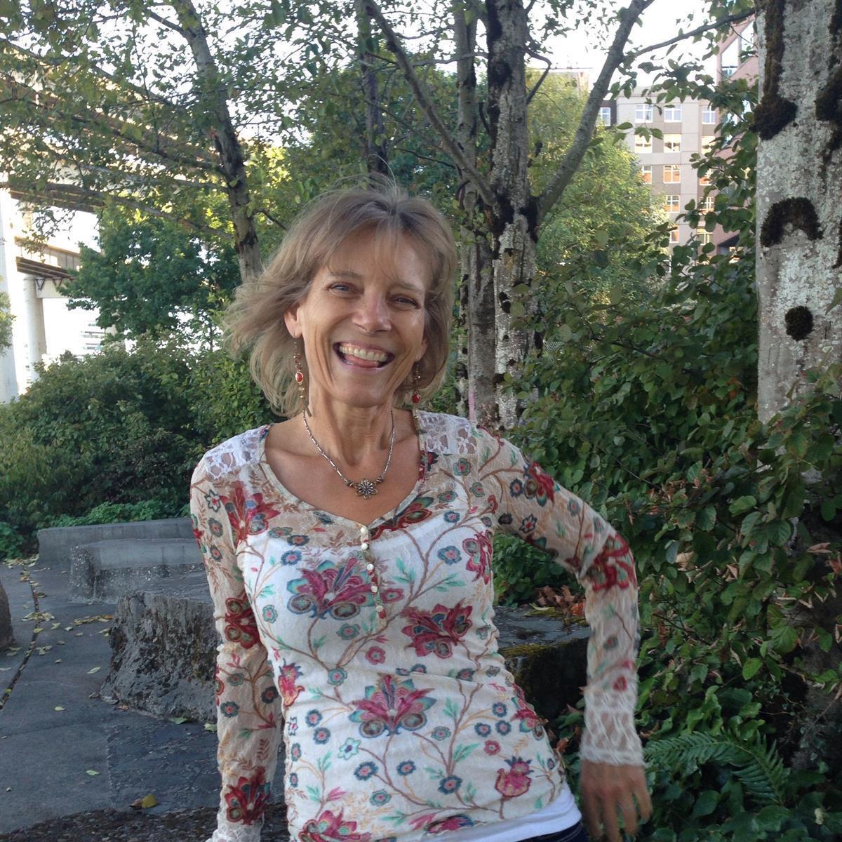Linda Western, owner, Second Avnue
