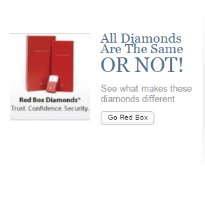 Red Box Diamonds at Cornerstone Fine Jewelry