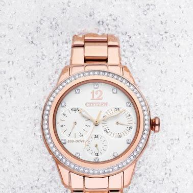 Citizen Silouette Crystal_Swarovski accents
