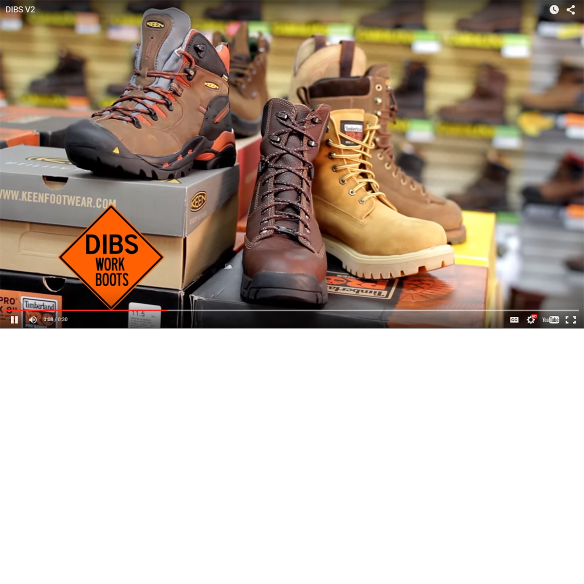 Safety Boot Truck