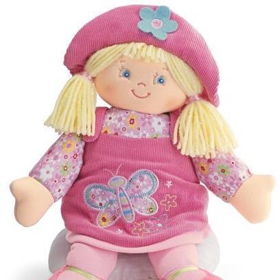 Kaylee Cloth Doll