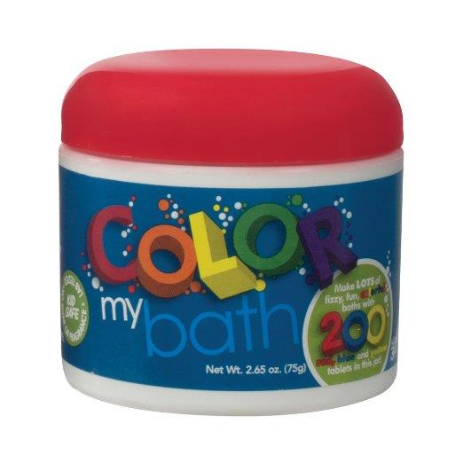 Color My Bath 200