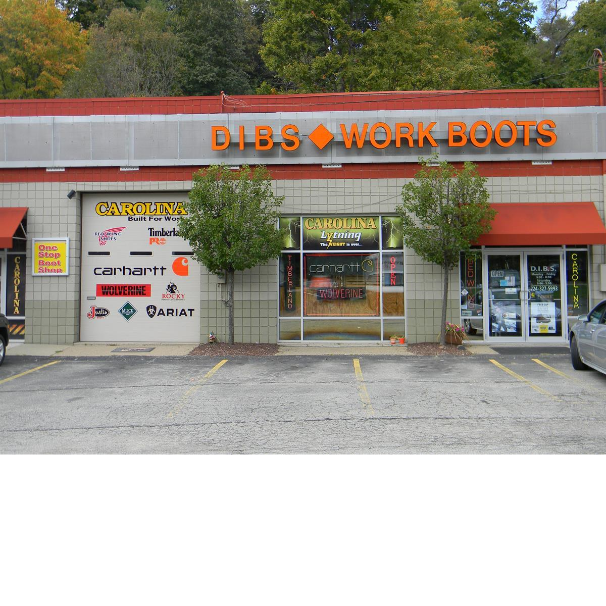 DIBS Storefront Route 286 Plum, PA