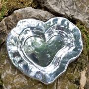 Vento Heart Plate