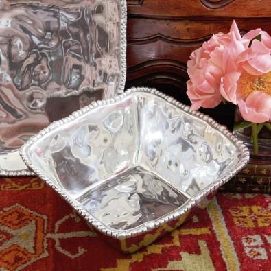 Nova Medium Bowl Organic Pearl