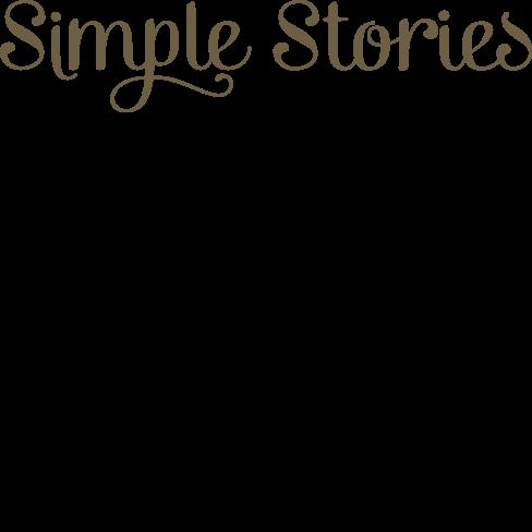 Simple Stories log