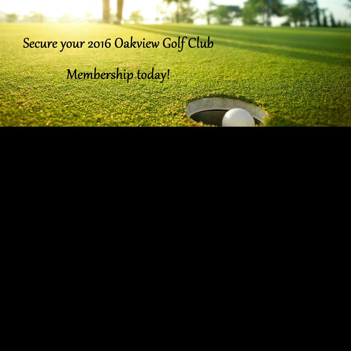 2016 memberships golfing Oakview Golf Club Pittsburgh membership Slippery Rock PA