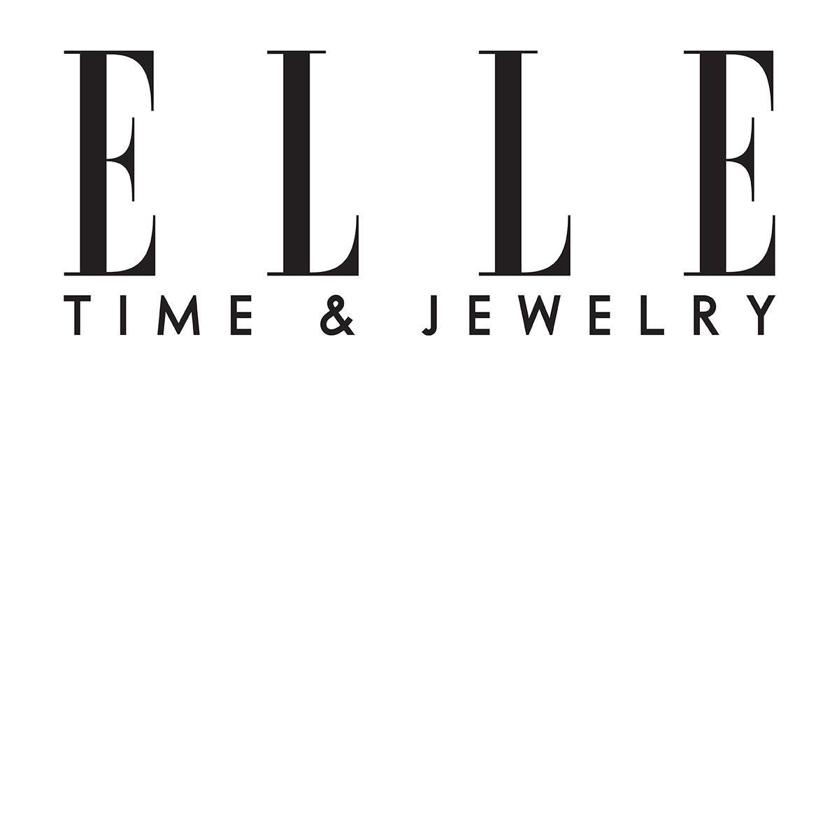 ELLE Time and Jewelry Collection