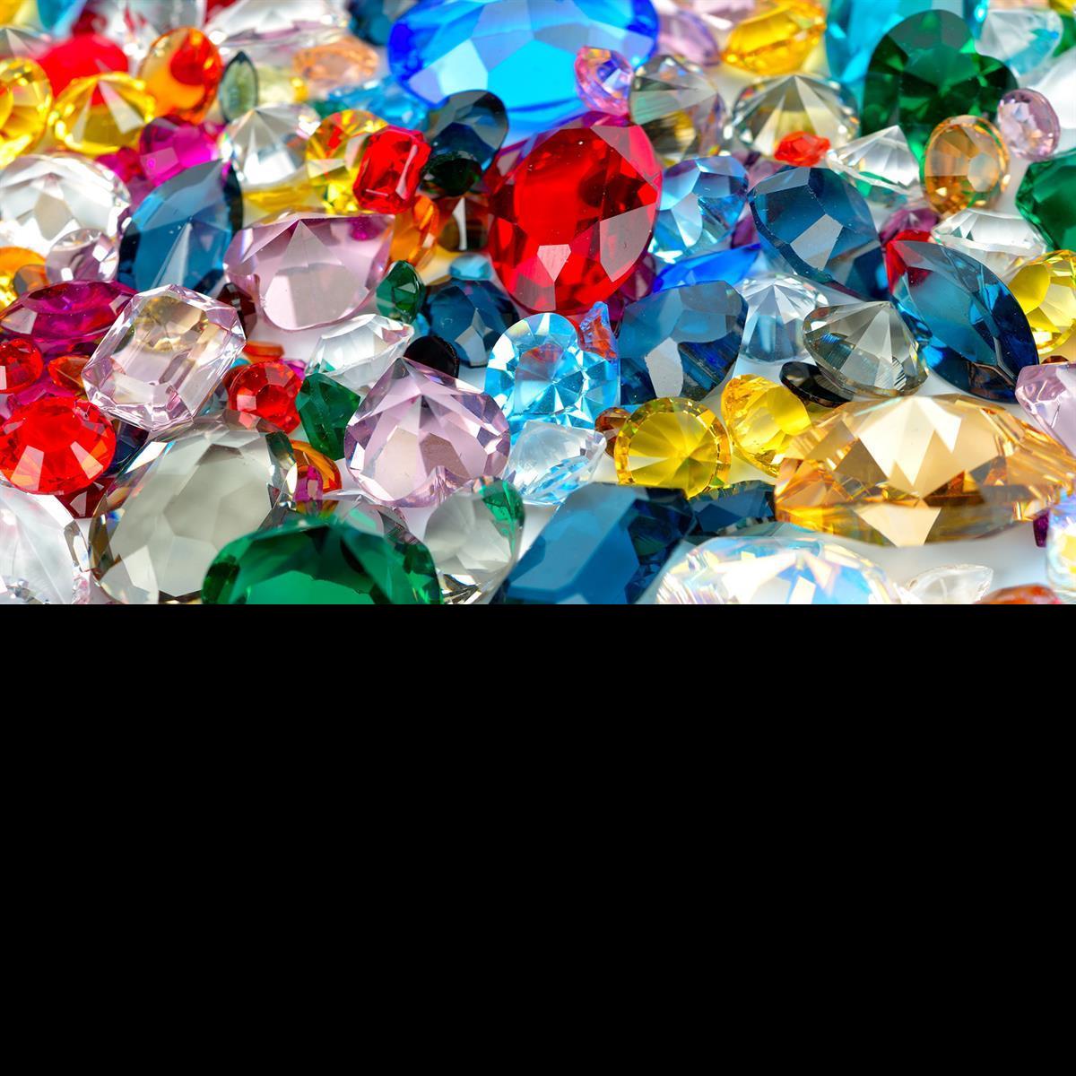 Colored Gemstones, Gemstone Creations