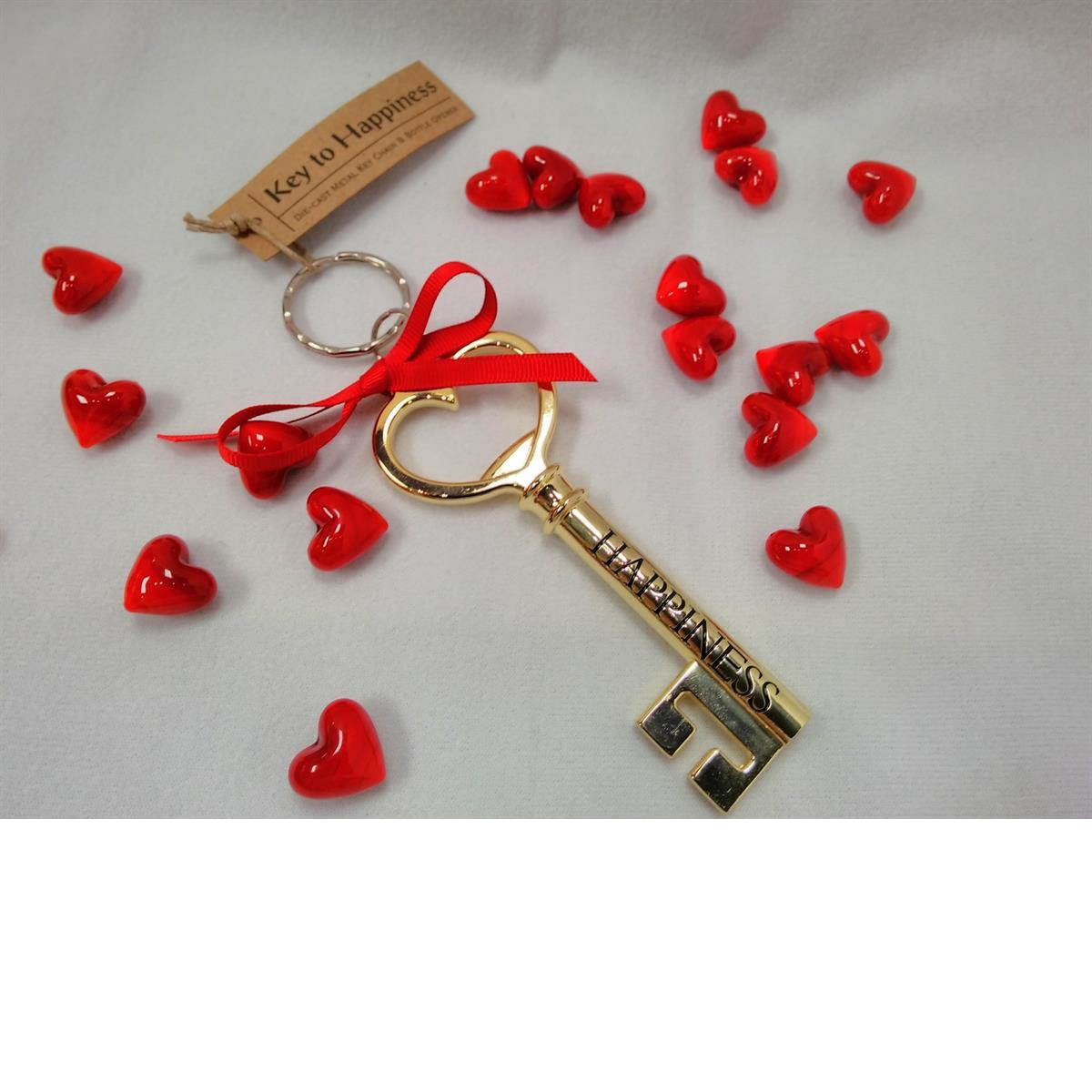 Hearts & Happiness Key