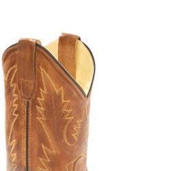 Brown Western Boot