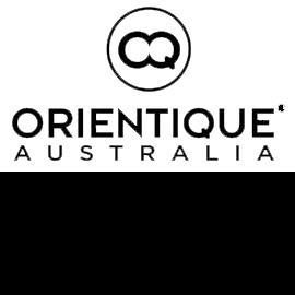 Orientique Logo - PatrYka Designs