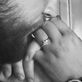 Carolanne's Engagement Ring