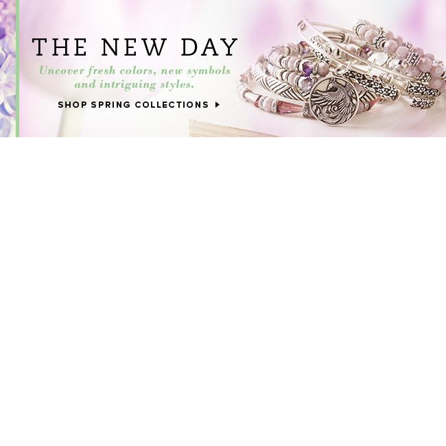 New Alex and Ani at Gustonian Gifts