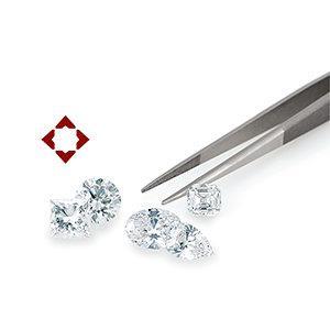 red box diamond selector