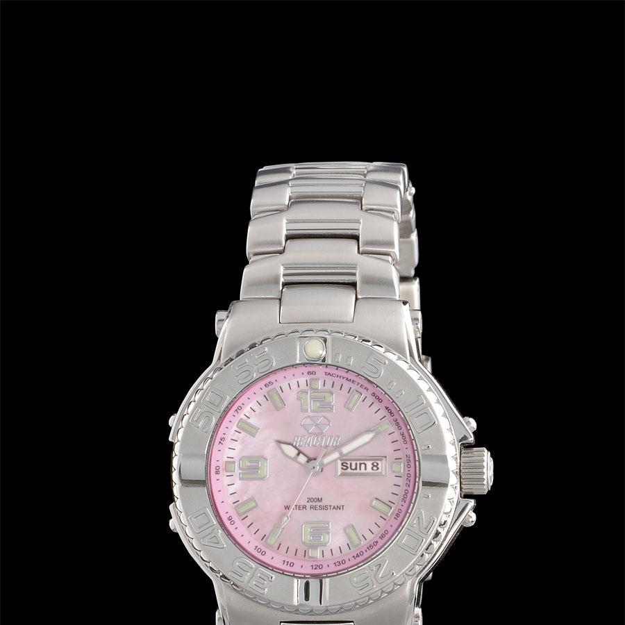 Reactor_critical_mass_pink_face_dial_watch