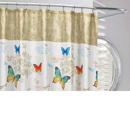 Kootenai Moon Furniture Bathroom Shower Curtain