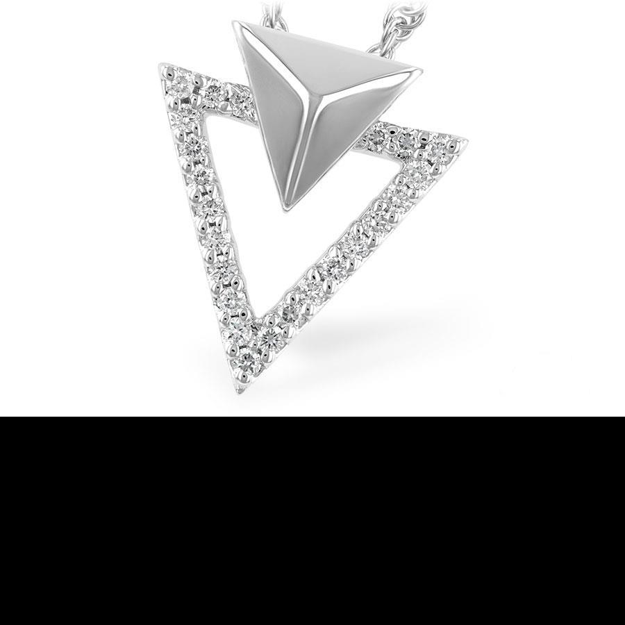diamond pendant, diamond necklace, kluh jewelers