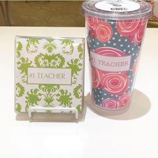 teacher gift personalize mug stationary