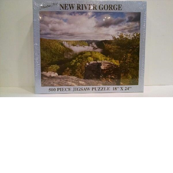 New River Gorge Jigsaw Puzzle