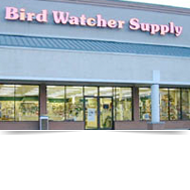 Marietta location Bird Watcher Supply Company