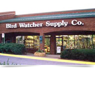 Roswell location Bird Watcher Supply Company