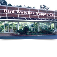 Kennesaw location Bird Watcher Supply Company