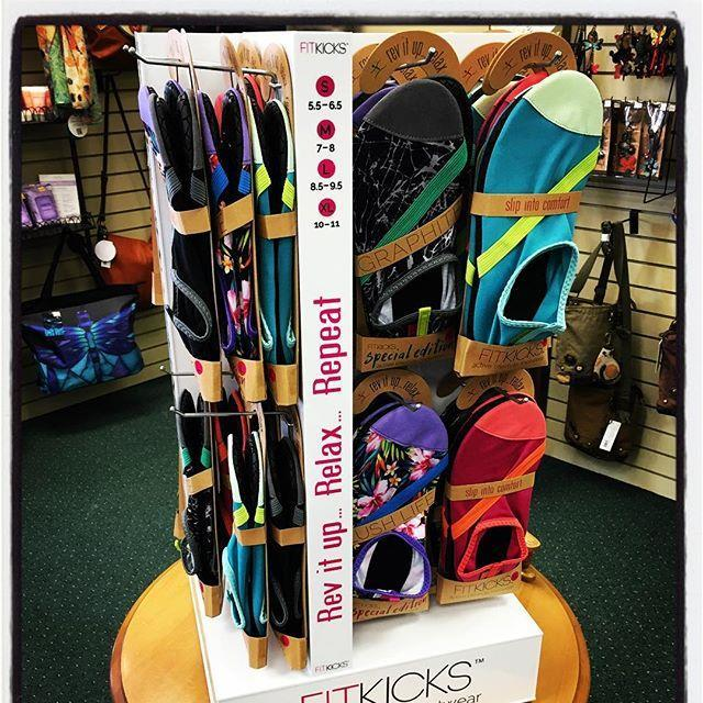 Fitkicks shoes and accessories available at Bird Watcher Supply Company