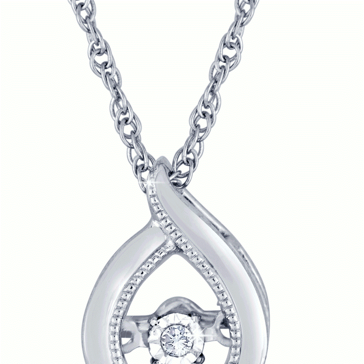 Heartbeat_sterling_silver_diamond_necklace