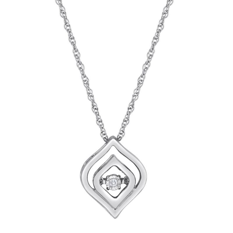 Heartbeat_sterling_silver_necklace_diamond