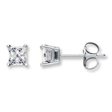 princess_cut_diamond_solitaire_stud_earrings_white_gold