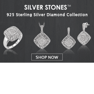 Silverstones Sterling Silver, Diamond and Gemstone Jewelry