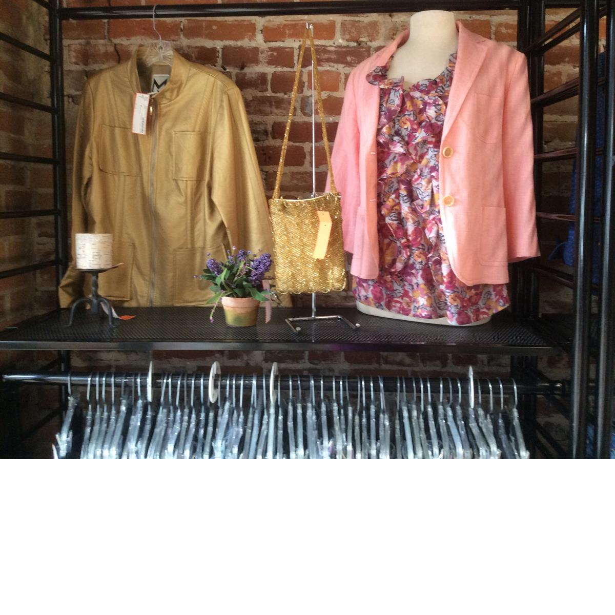Consigned fashion items for all seasons and occasions. Consignment clothing, jewelry, shoes, and accessories