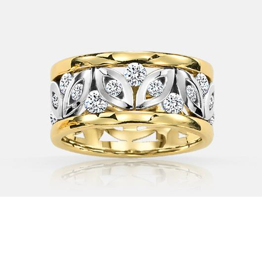 Fashion_ring_two_tone_diamonds_eternity_band